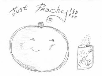 JUST PEACH!!! Meme by BakaTheIdiot