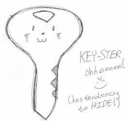 KEY-STER Ohhooo by BakaTheIdiot
