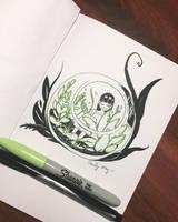 Inktober #12 by Guava-Pie