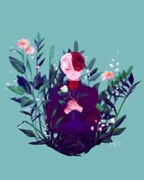 Floral Todoroki