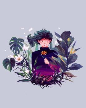 Floral Deku