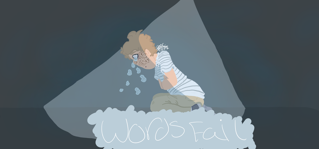 Words Fail by pastelabsurdity