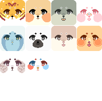 icon army (OPEN) by httpbarks