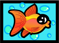 Gold Fishie by jleoric