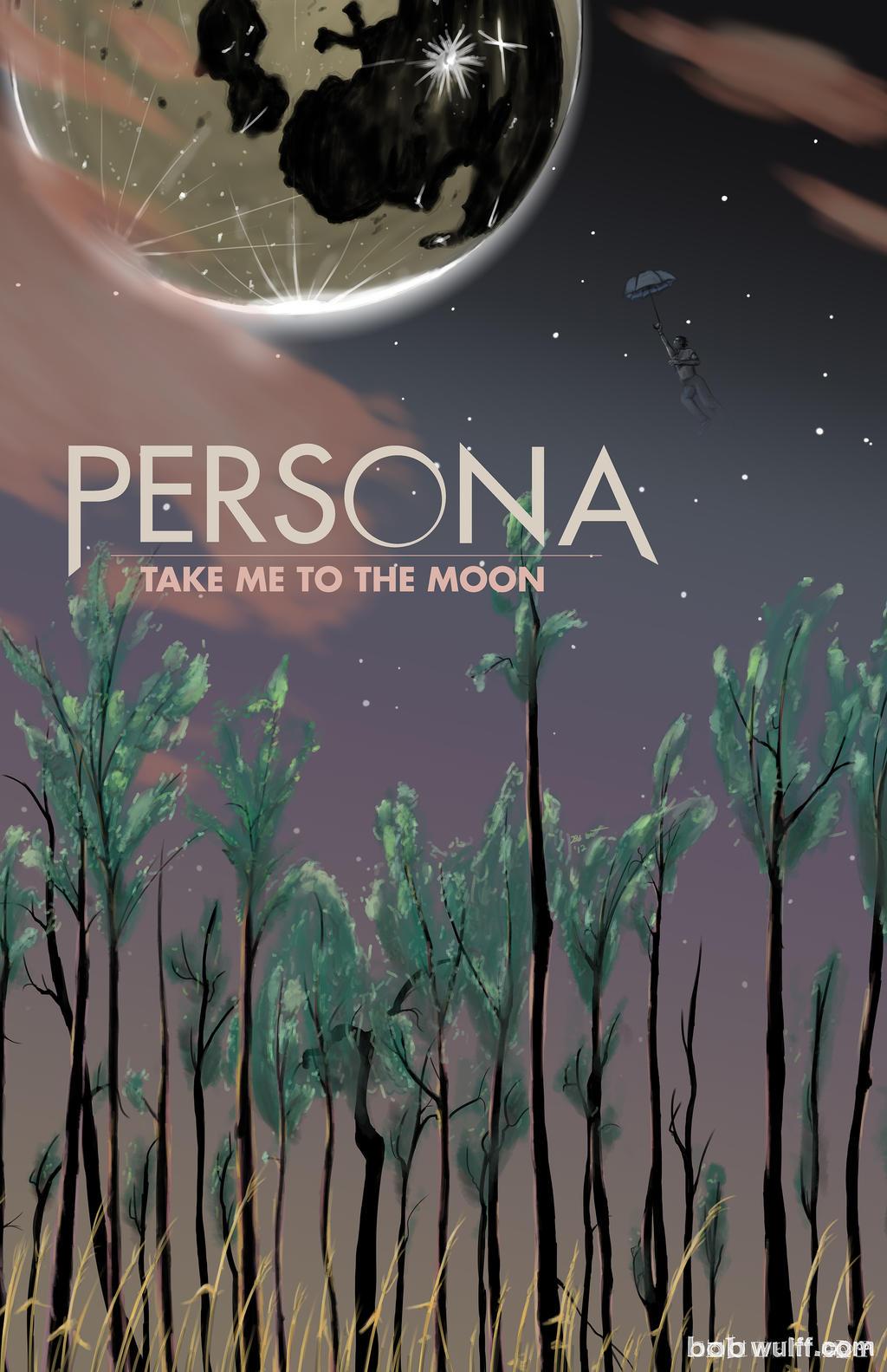 Persona Album Art by BobWulff
