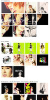.TVXQ and YUNJAE icons