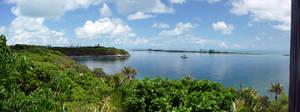 Island Overlook Panoramic