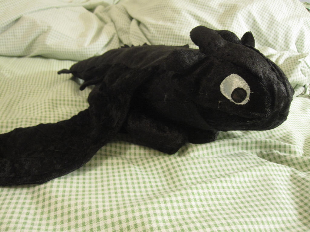 Plush Toothless