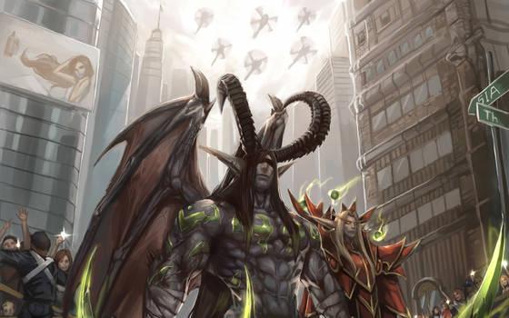 World Of Warcraft Pos...