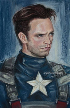 Bucky!Cap