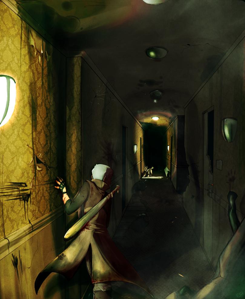 Fallout by azruka397