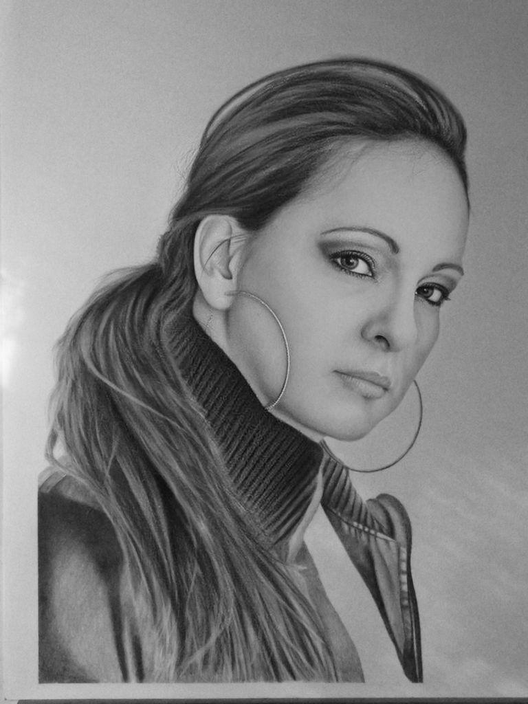 Portret kresleny A2+