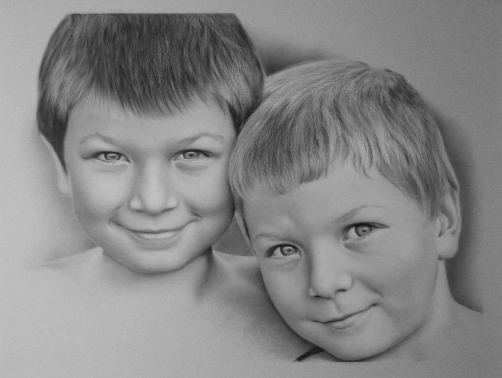 Kresleny portret A2+