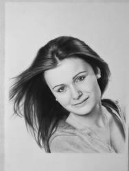 Portret A3 manilla