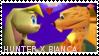 Hunter + Bianca Stamp by crimson-sunset
