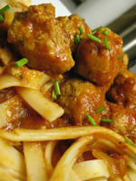 Meatball Pasta 03 by chefWyn