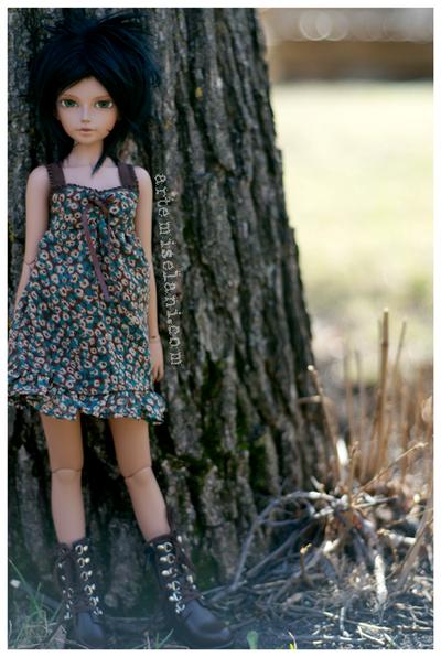 Earth Child by artemiselani
