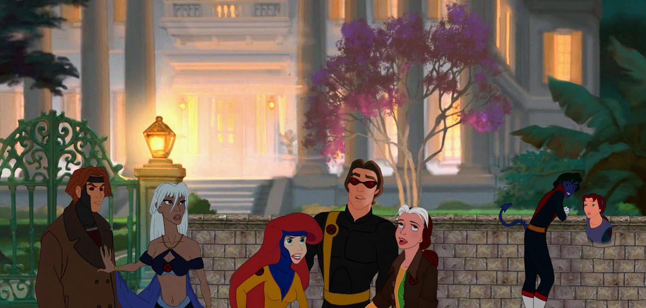 Disney Buys Marvel by EmberLee-8D