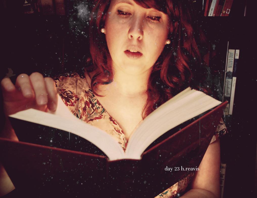 when books talk by TalentedChild