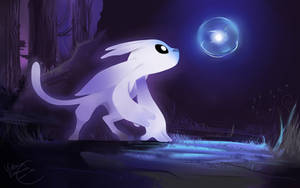 Ori and The Blind Forest - Ori and Sein