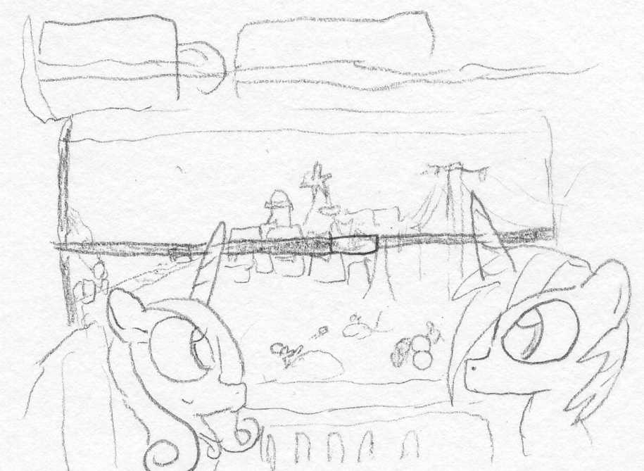 ATG IV Day 13: A train ride to family by Slizergiy