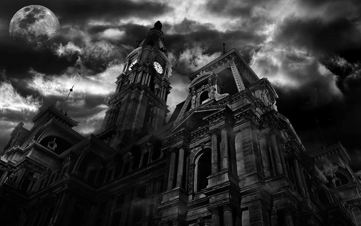City Hall - Philadelphia, PA by JMDGraphX
