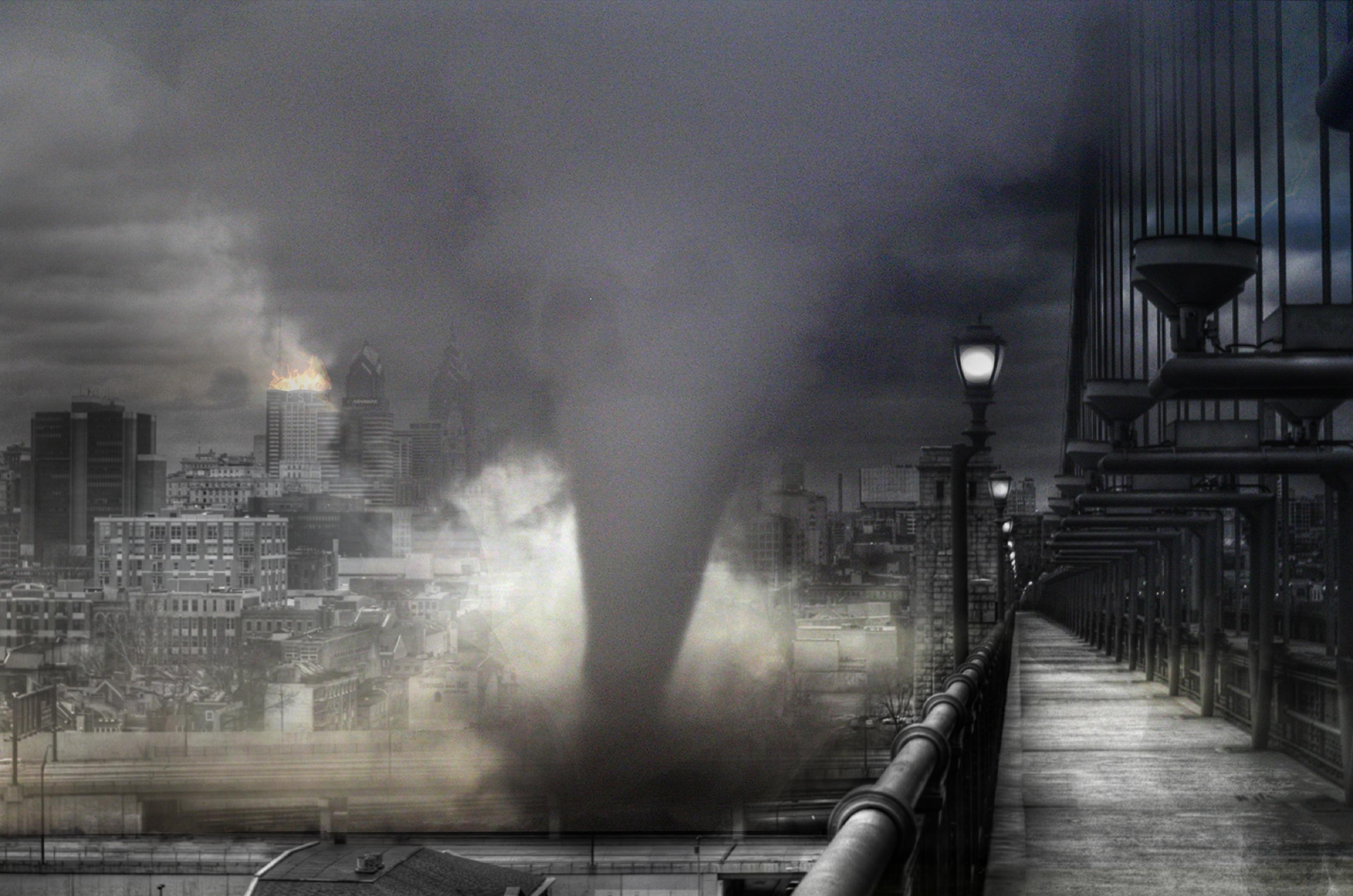 Nightmare in Philadelphia by JMDGraphX