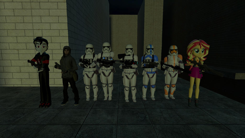 A new Legion of First order Forces by beaniesteve21