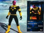 Thaal Sinestro Soul Calibur