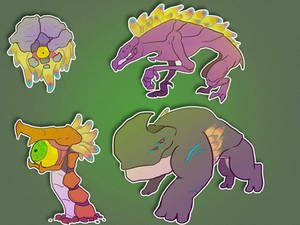 Boss Monsters 1