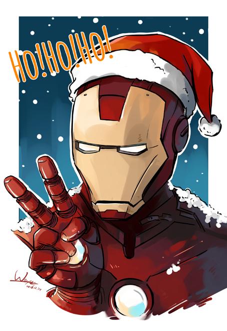 Merry Christmas by waynebridge