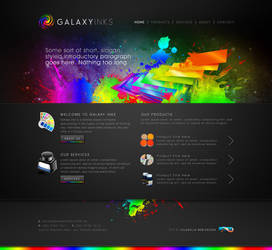 Galaxy Inks Home Page