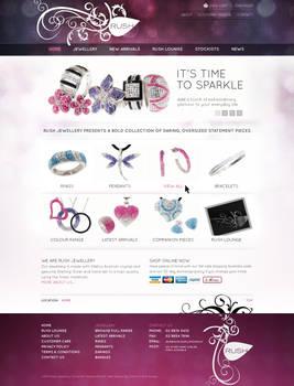 Rush Jewellery Home Page