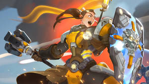 Brigitte In Action by W0LVEMAN