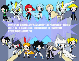 As the city of Townsville is on the Crisis by PheonixStarman