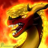Wrath in Fierce (ArtFight + BDay)