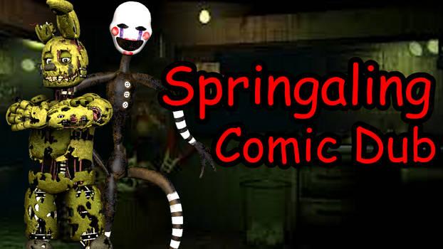 Springaling Comic Dub Thumbnail