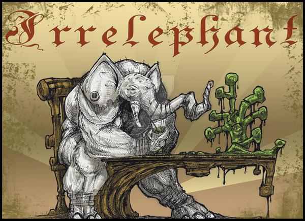 Irrelephant by TheMyopicProphet