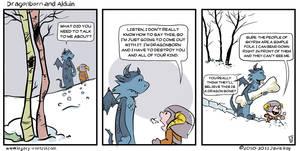 Dragonborn And Alduin