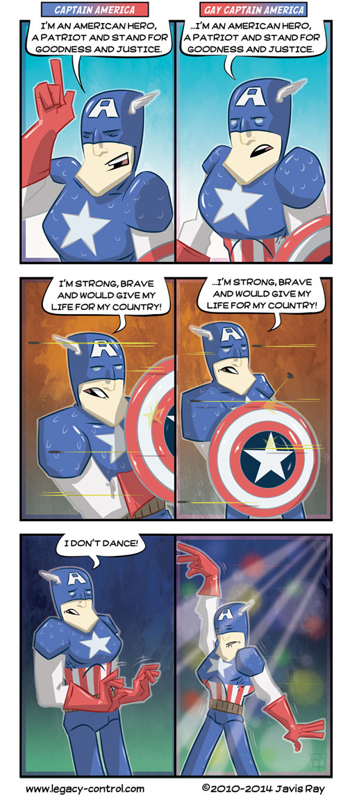 2014-05-14-If-Cap-Was-Gay by TheMyopicProphet