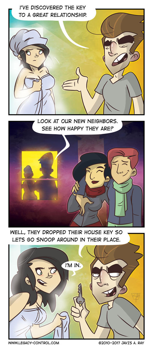Relationship Key by TheMyopicProphet
