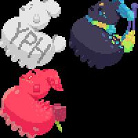 Pixel YPH - gAH (OPEN!) by NPC-ARTS