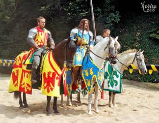 Waiting knights