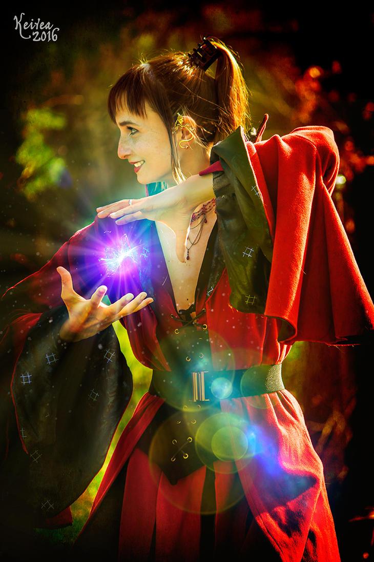 Sorceress by Keirea