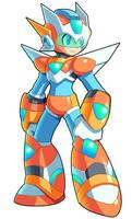 Metadev Orion - (Fusion) - Mega Man