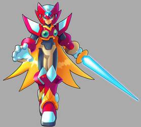 Zero (X Series) -{Fusion}- Zero.Exe by V-a-a-N