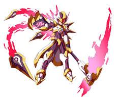 Megaman Scythe By Innovator123