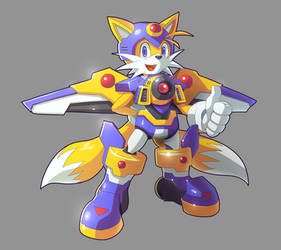 Tails Adapter By Ultimatemaverickx
