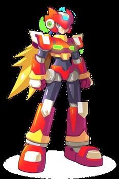 Mega Man Zero Legends (Ver) By Ultimatemaverickx