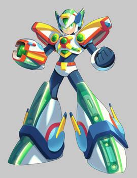 Mega Man X: Mega Mission Armor [Final]